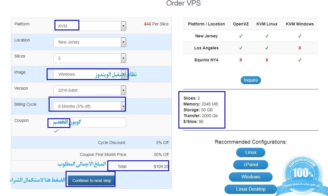 أحصل علي أسرع وأرخص جهاز VPS بسرعة إنترنت خرافية من انترسيرفر